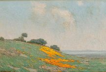 The History of Early California Painting / Information about the History of Early California Painting, including Southern California Impressionism and Northern California Tonalism between 1870 and 1940