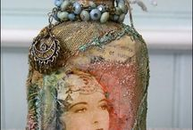 Altered art projects / by Miriam Stewart-Smith