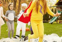Halloween Kids' Party Games / by Adrienne Huth LaCroix