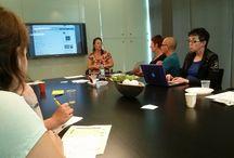 Workshops Empower Your Brand / Foto's gemaakt tijdens workshops van Empower Your Brand
