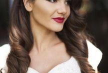 Bridal Hair/makeup / by Haley Lloyd