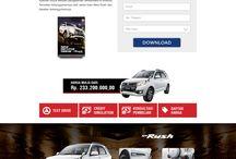 Landing Page Cars
