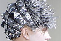 surrealismo de cabeca / assessórios de cabelos