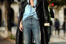 Jeans casual attire