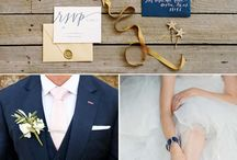 Stationary / From save-the-dates to menu cards, here are a few of our favorite printed items