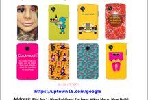 Customized Google Nexus Case Covers