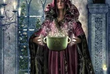 Wicca and Witches / by Pama's Friendly Tips