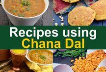 Chana Dal Recipes