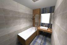 Balance Blue - My Project / Balance Blue Bathroom