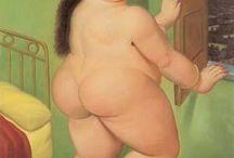 Botero or alike