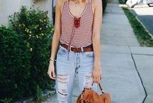 Jeans Bleu Claire