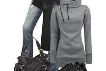 Comfy clothing