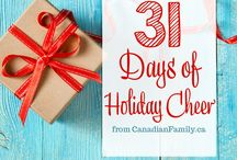 31 Days of Holiday Cheer