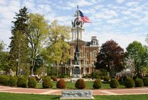 Hillsdale Architecture / by Hillsdale College
