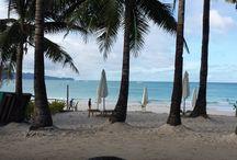 Boracay #Filippine / Boracay. Per chi ama il relax totale sotto il sole in un contesto forse unico.