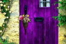 Colour: Purple!