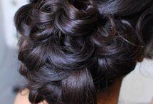Hairstyles- bridal ideas