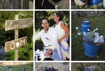 Lavender Wedding (Viki&Gergő)