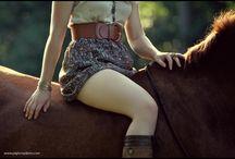 1. Horses