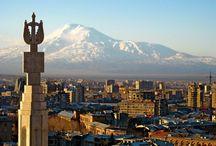 Столицы Армении / Столицы Армении