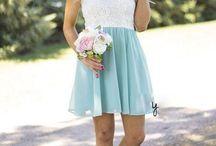 Thalia bridesmaids dress