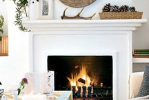 MANTELS / by Tracey Mahr
