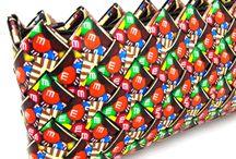 Flettet tasker