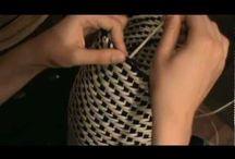 Prehistory Ideas: weaving (nets, baskets,..)
