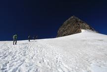 Stubaier Alpen (Österreich) / by Schöne Bergtouren - Das Bergsportportal