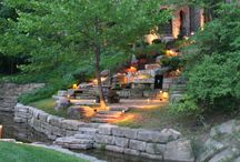 Landscape Lighting / Illuminate your Seattle area property with perfectly placed landscape lighting. Highlighting your flower beds, trees and shrubs is a great way to light up your outdoor living space.