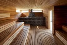 Sauna / Inspiraatioita saunoihin