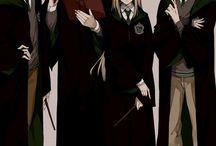 """""""Harry Potter"""" au"""