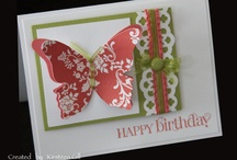 Butterflies (Cards) / by Diana Crawford
