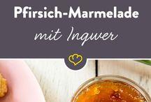 Marmelade und Aufstrich