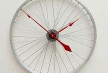 Bike inspiration for homedecor