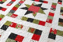 quilty christmassy things / by Bron
