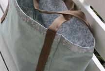 dak coton jean bag