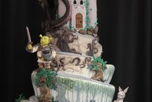 Amazing Cakes! / by Brittany Zinser