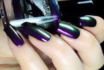 Nail Polish Shades I Love...