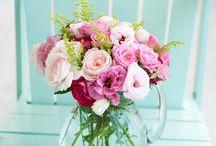Flower arrangements / by Rori Roy