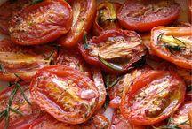 soltørret tomater