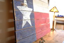 Vintage Wood / Some examples of reclaimed wood projects! / by Jen Om