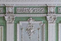 美しい内装・装飾・壁等…