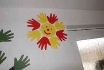 Indendørs kreativitet med børn / Alt indendørs kreativt med ungerne