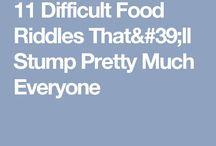 food lessons