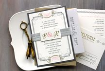 Wedding- All Things Paper