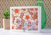 Autumn Cards & Projects / Card inspiration, DIY projects, and ideas!