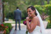 """Milwaukee Weddings """" First Look"""" images / Are you planning on doing a """"first look"""" before you stroll down the aisle ?  Maybe these fun pictures will help you decide!"""