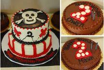 Cakes Oscar likes