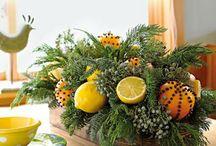 Décorations de Noël intérieur